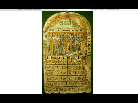 Unveiling the Head of Mystery, Eternal Wisdom, Egyptian, Book of the Dead