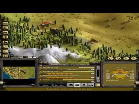 Railroad Tycoon 2 Platinum - 04 - Classic Campaign: Silver Booms and the Market Busts