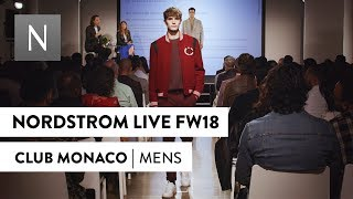 Club Monaco   Nordstrom Live Fall 2018