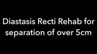 Postnatal Repair