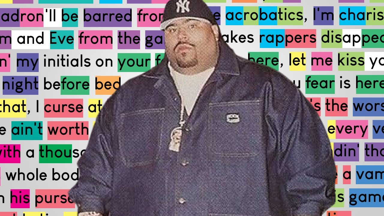Big Pun - The Dream Shatterer | Rhymes Highlighted
