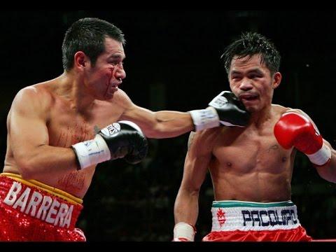 Мировой бокс. Мэнни Пакьяо - Марко Антонио Баррера (2 бой).
