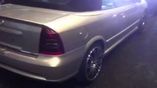 Brookvale Spares Stock: Astra Convertible