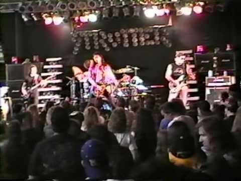Bill Baker ACE FREHLEY tribute band Smoking Guitar