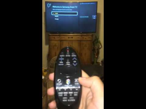 how to connect youtube to samsung smart tv