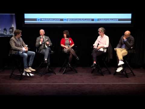 The Future of Brand Advertising on Mobile- Mobile Media Summit during Advertising Week, 2013
