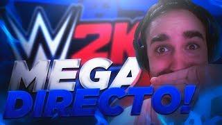 MEGA DIRECTO DE WWE 2K19 ! | JUGANDO CON SUSCRIPTORES!