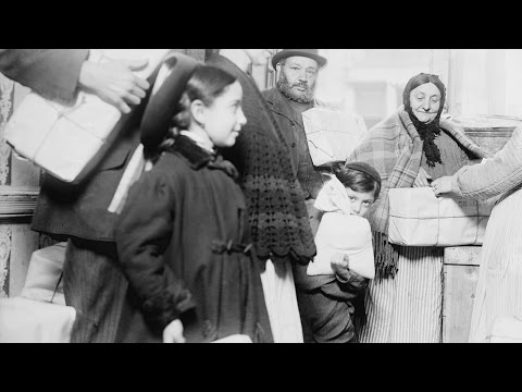 Palestine Population & Jewish Immigration