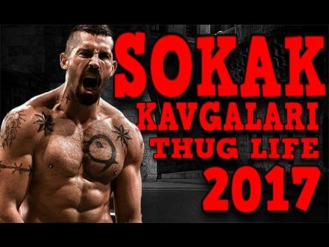 En İyi Sokak Kavga'ları 2017-THUGLİFE (Derleme)