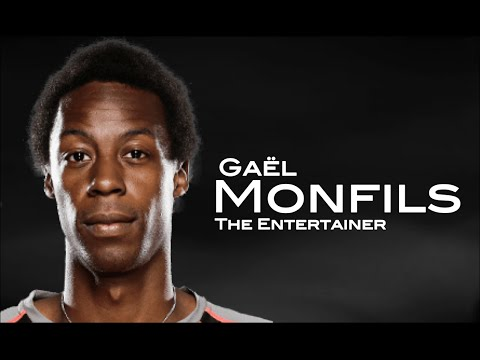 Gaël Monfils - The Entertainer ᴴᴰ