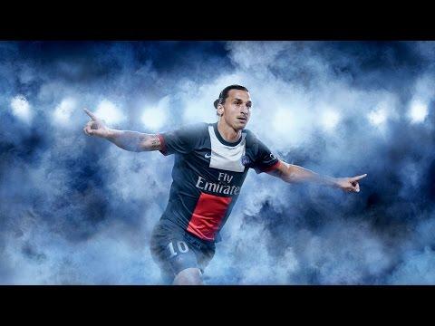 Златан Ибрагимович - видео с матчей, лучшие голы и финты