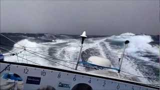 Video Vendée Globe - Gros temps dans les 40èmes Rugissants pour Jean-Pierre Dick download MP3, 3GP, MP4, WEBM, AVI, FLV November 2017