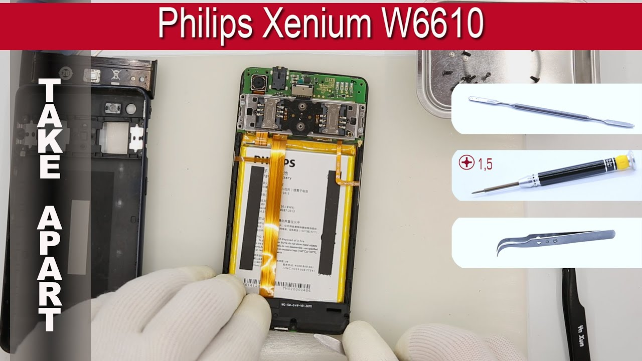 Philips xenium w6610 smartphone was launched in may 2014. The phone comes with a 5. 00-inch touchscreen display with a resolution of 540 pixels by 960.