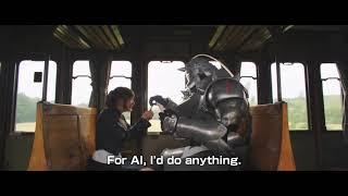 Video Fullmetal Alchemist (Hagane no renkinjutsushi) international theatrical trailer download MP3, 3GP, MP4, WEBM, AVI, FLV November 2017
