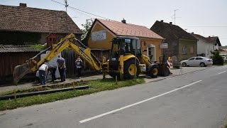 """Našice postaju veliko gradilište – Započeo projekt """"Ulaganje u budućnost"""""""
