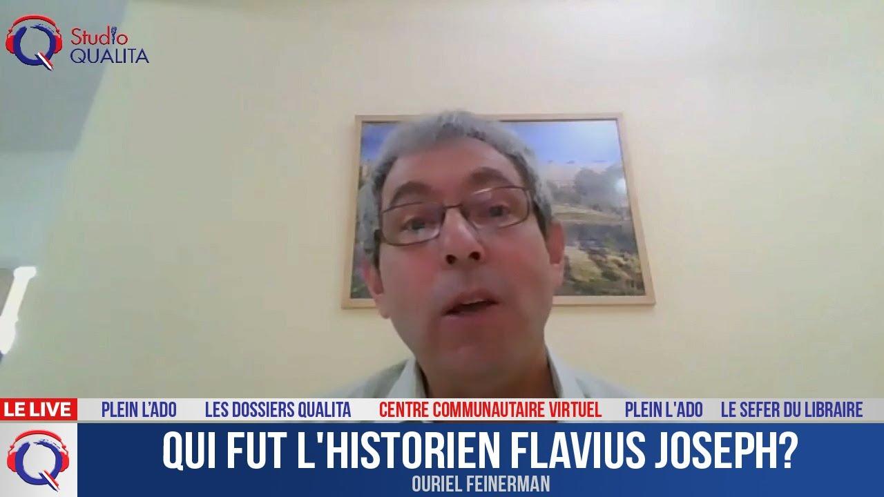 Qui fut l'historien Flavius Joseph? - CCV#27