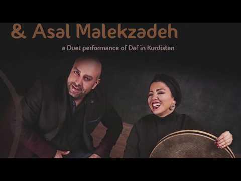 Hajar Zahawy and Asal Malekzadeh Daf Performance at AUIS