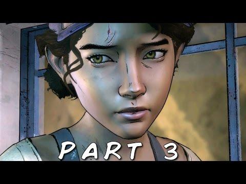 THE WALKING DEAD SEASON 3 A New Frontier Walkthrough Gameplay Part 3 - Doctor (Episode 4)