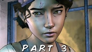 THE WALKING DEAD SEASON 3 A New Frontier Walkthrough Gameplay Part 3 - Doctor (Episode 4)