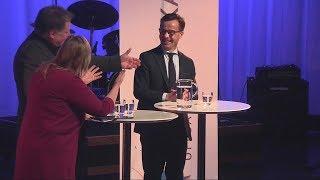 Partiledarsamtalen i Uppsala Pingst 2018 - Ulf Kristersson (M)