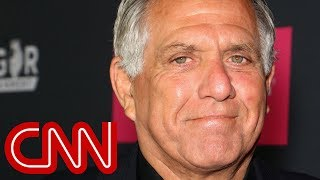 Les Moonves is out at CBS