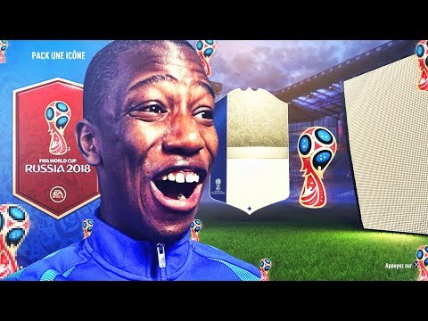 FIFA WORLD CUP 2018: PREMIER PACK OPENING ICONES SBC !