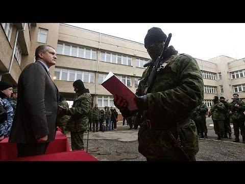 Crimea MPs vote in favour of independence from Ukraine