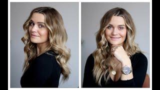 Jak kręcić włosy na lokówce I loveandgreatshoes