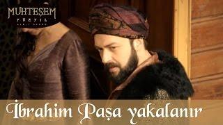İbrahim Paşa Yakalanır - Muhteşem Yüzyıl 50.Bölüm