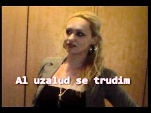Mc Adisa - Uzalud se trudis