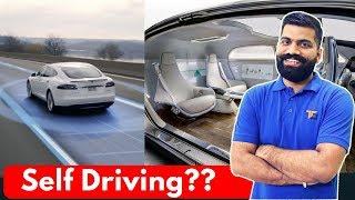 Self Driving Car Levels? Tesla Autopilot? Google Waymo? SAE Level 0-5 Explained