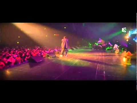 "Snoop Dogg & Lady of Rage ""Lodi Dodi"" Live @ le Zénith, Paris, France, 07-04-2011 Pt.9"