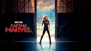 "Really Slow Motion & Giant Apes - Expansion Of The World (""Captain Marvel"" - Trailer 2 Music)"