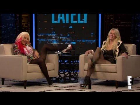 Cute Fox Girl Wallpaper Christina Aguilera Doesn T Wear Underwear Youtube