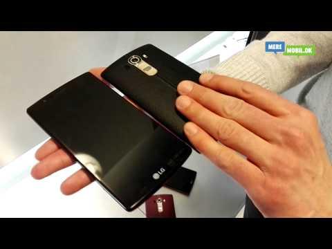 LG G4 - det første kig