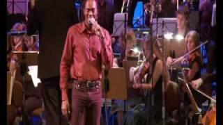 "David Michael Johnson sings ""When you look in my eyes"""