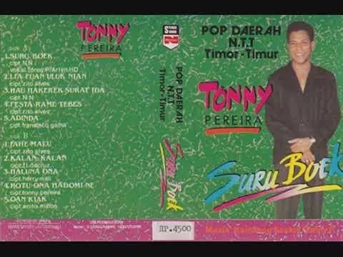 10 SWEET SONGS TIMOR LESTE - TONNY PEREIRA