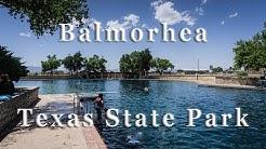 Balmorhea Texas State Park 04-16-2016