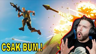 FORTNITE BUM BUM ! HIGH EXPLOSIVES | FORTNITE SQUAD Levivel