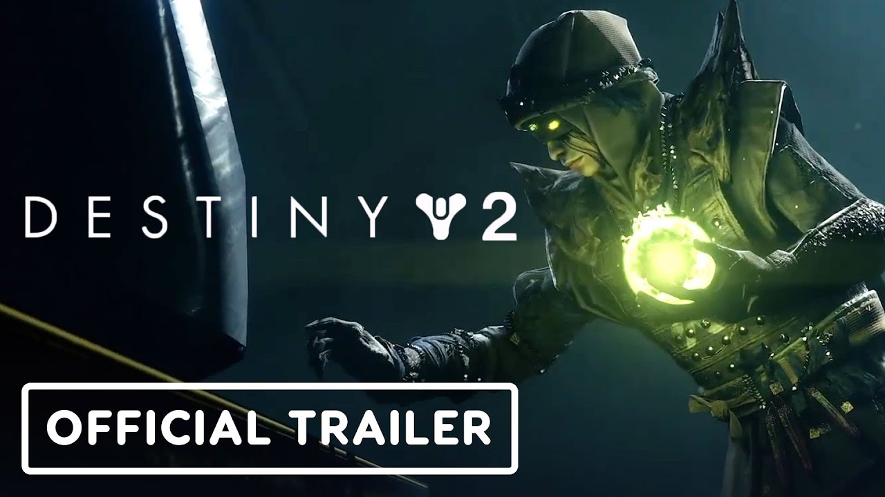 Download Destiny 2 - Official Story So Far Trailer (The Witch Queen, Lightfall)