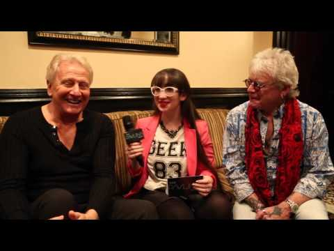 AIR SUPPLY in NYC BB KINGS interview w/PAVLINA