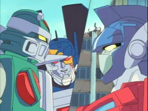 Transformers Robots In Disguise Episode 1-2 (HD)