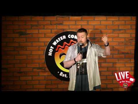 Rick Molland | LIVE at Hot Water Comedy Club
