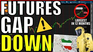 THE STOCK MARKET IS GOING TO GO CRAZY THIS WEEK – My Watchlist – Futures Drop As BAD NEWS MULTIPLIES