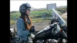 Repeat youtube video Harley-Davidson FXDC yoko(すっとぼけ)♀