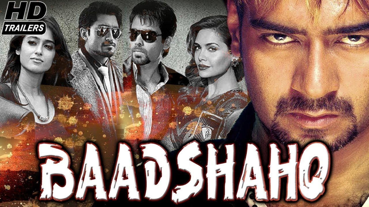 Download Baadshaho - NEW indian movie 2017