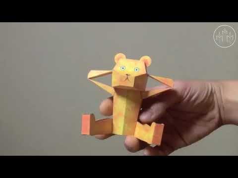 Amazing Paper Toys.