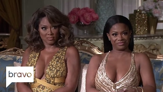 RHOA: Chateau Sheree vs. Moore Manor: The Reunion Clash (Season 9, Episode 21) | Bravo