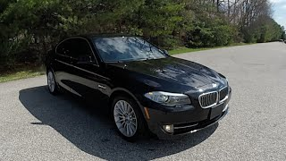 2011 bmw f11 535i xdrive awd