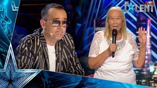 La HUMORISTA que no ha hecho gracia con sus chistes | Audiciones 7 | Got Talent España 2021